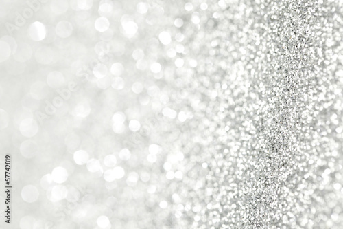 canvas print picture Abstract glitter background