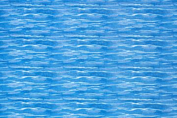 Tkanina niebieska