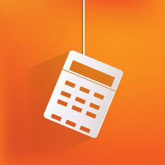 Calculator web icon
