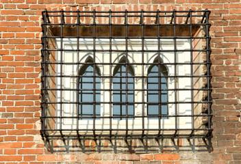 finestra d'epoca