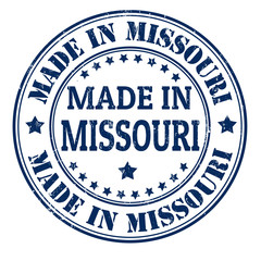 Made in Missouri stamp