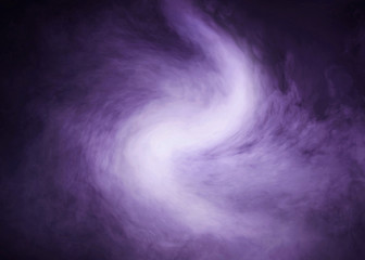 A purple smoke texture background