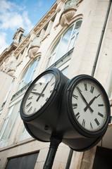 horloge rue de la liberté à Dijon