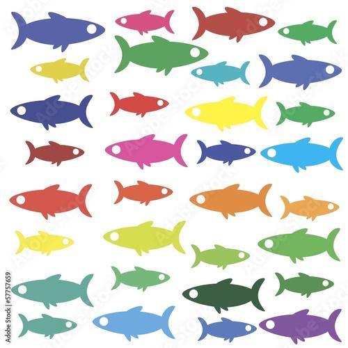 рыба иконка обои