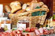 Leinwandbild Motiv Foodstuff 2014 - 08