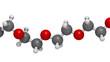 Polyethylene glycol 10.000 (PEG 10.000) molecule