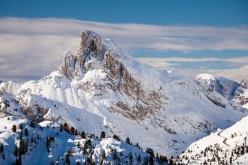 Sass de Stria, Croda da Lago, Dolomiti