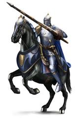 Knight - Cavaliere