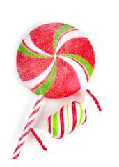 decorative christmas candies