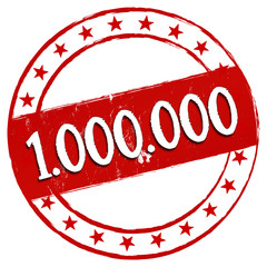 New Stamp - 1.000.000