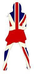 Union Jack Girl