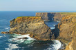 Cliffs of Kilkee in Co. Clare, Ireland