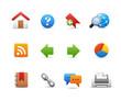 Web Site Icons -- Soft Series