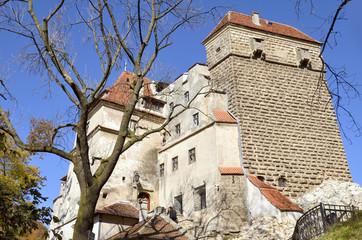 also called Dracula's Castle in Bran, Romania ...