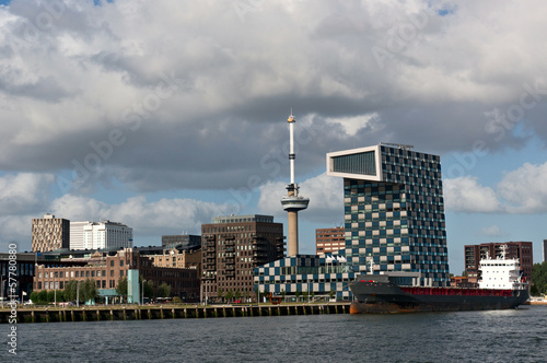 Architecture of Rotterdam