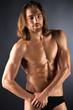 muscular nude