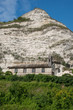 The chapel of Saint-Adrien by the white cliffs of Normandy