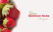 Fresh strawberries b