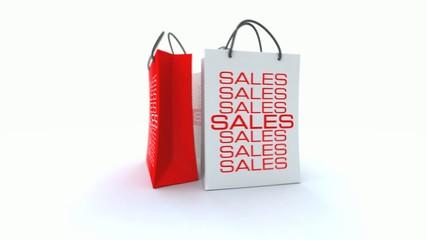 shopping bag loopable