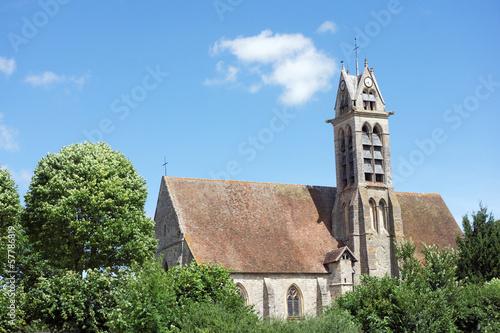 Eglise  du pays Fontainebleau