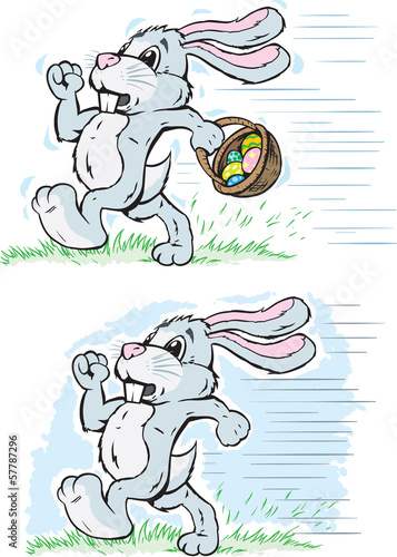 Running Rabbit