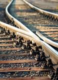 Schienen Bahnverkehr - 57789471