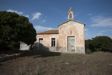 Chiesa campestre, San Giuseppe, Sardegna