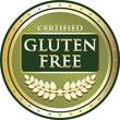 Gluten Free Certified Green Label