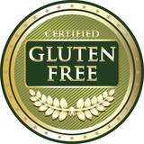 Gluten Free Certified Green Label