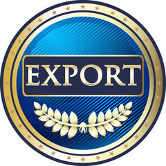 Export Blue Label