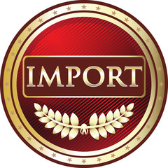 Import Red Label