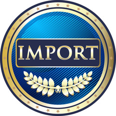 Import Blue Label