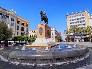 Tendillas Square in Cordoba, Spain
