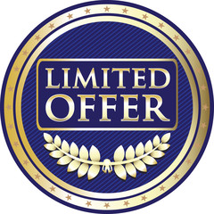 Limited Offer Blue Label