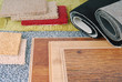 carpet and laminate choice for interior - 57796275