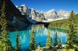 Lake Moraine, Banff national park