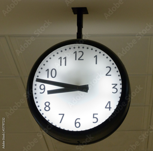 Wall clock - Business time