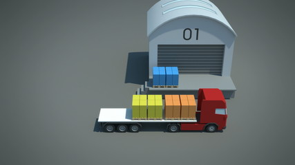 load consolidation strategies - multi-stop truckloads