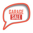 garage sale label