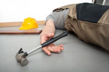 Unconscious worker