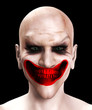 Wounded Killer Clown
