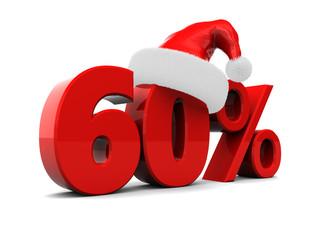 sixty percent discount