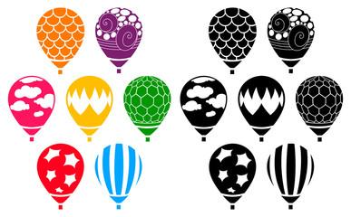 Designer Air Balloons