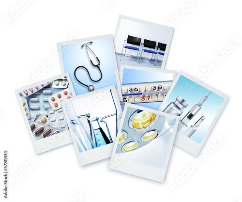 canvas print picture Gesundheitswesen