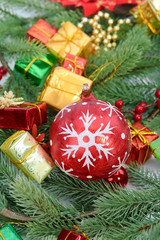 Christmas baubles Decorations