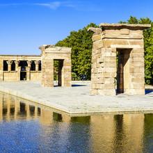 Temple de Debod, Madrid