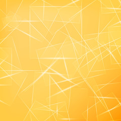 Orange Abstract background for design