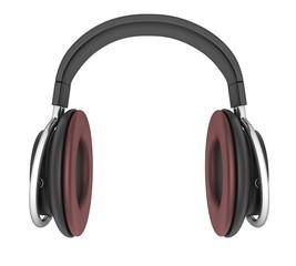 Headphone isolated