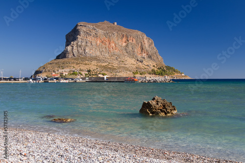 Monemvasia Rock