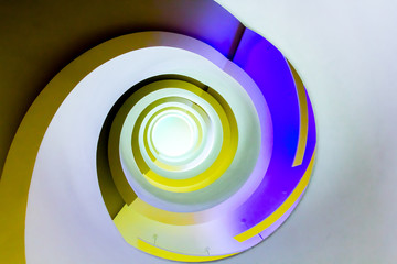 Escaliers Université à Lyon